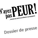 Dossier de presse du film N'ayez pas peur (format PDF)