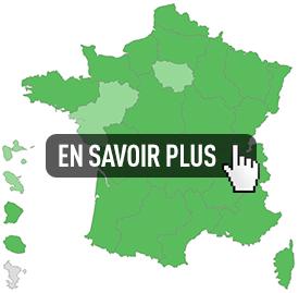 Carte de France des signatures