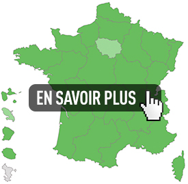 Carte de France des signatures