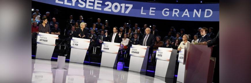 Rencontre avec les candidats à l'élection présidentielle