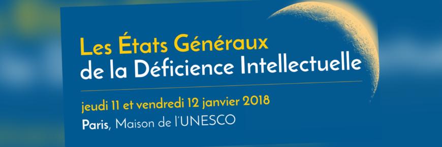 Intervention de Pascal Jacob aux États Généraux de la Déficience Intellectuelle