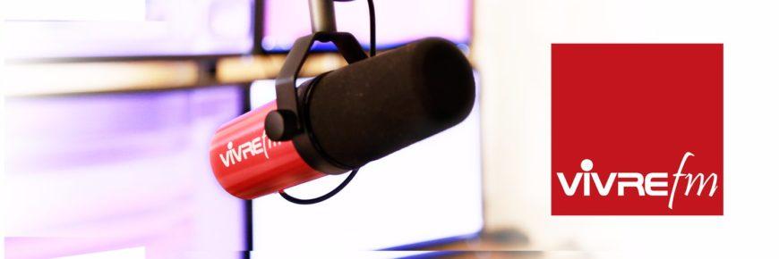 Pascal Jacob sur Vivre FM