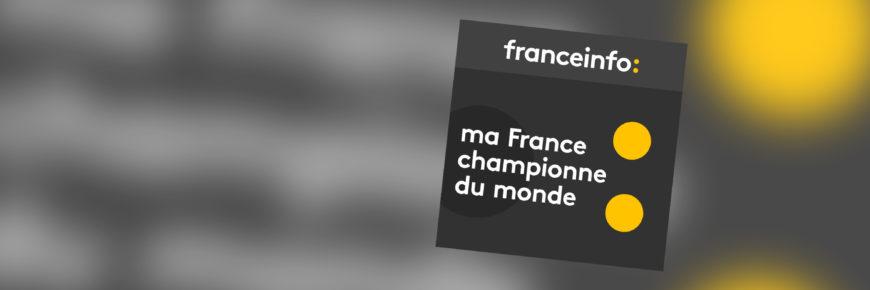 Redécouvrez l'interview de Pascal Jacob sur Franceinfo