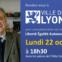 Pascal Jacob présent à Lyon le lundi 22 septembre