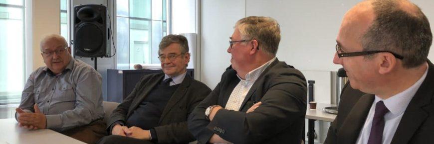 Rencontre à l'AGUR de Dunkerque du 30 novembre 2018
